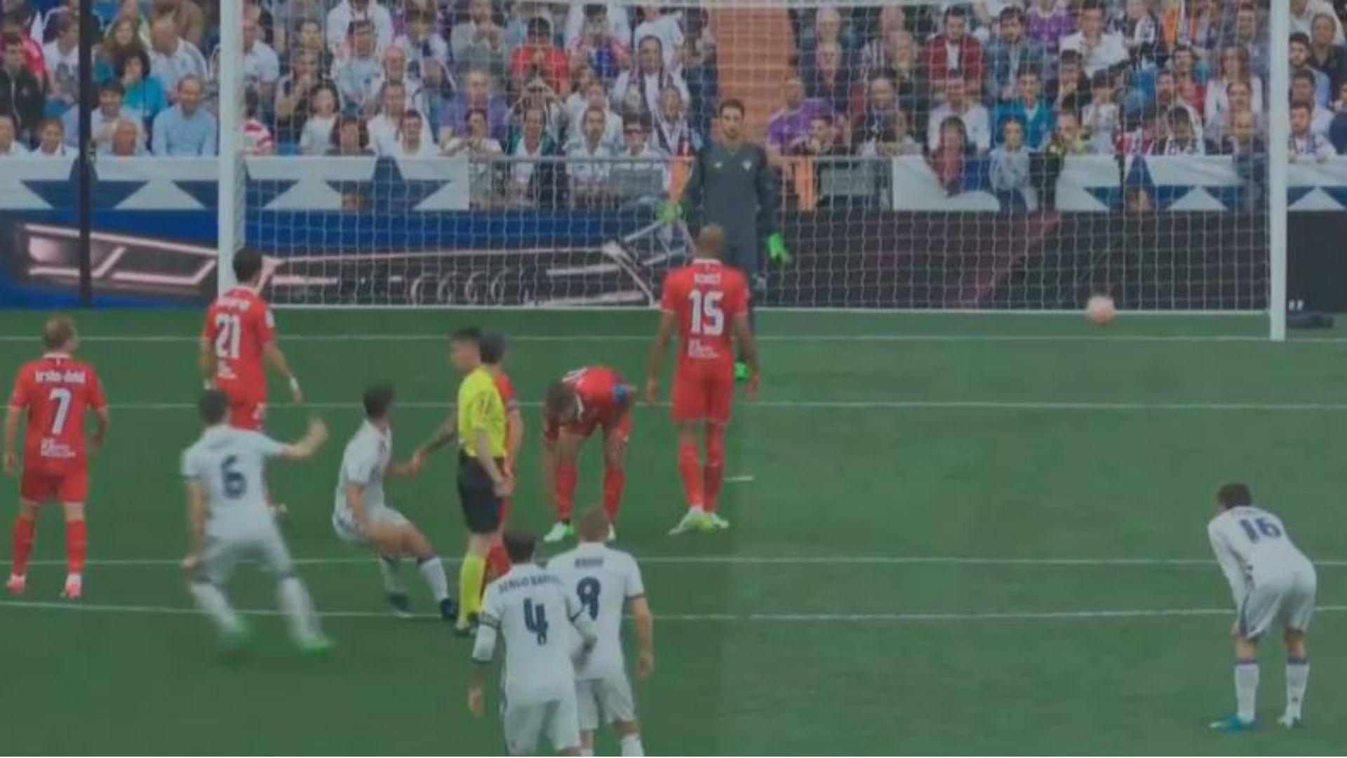 Real Madrid acaricia el título; golea 4-1 a Celta