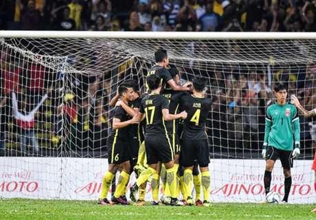 Man of the Match: Malaysia 3 Myanmar 1