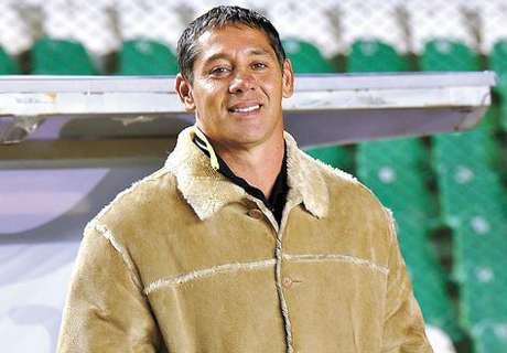 Caballero regresa al fútbol boliviano