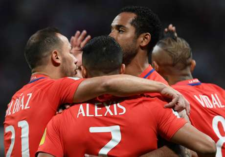 Betting: Chile vs Australia