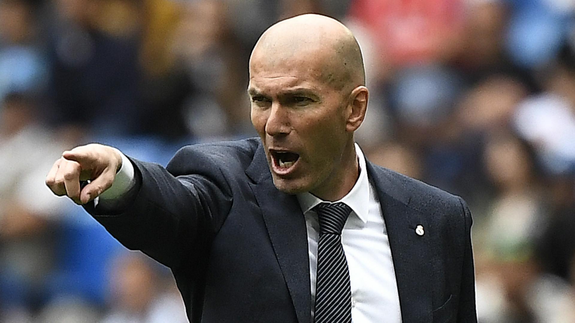 Real Madrid, trois joueurs réguliers de Zidane mis en vente