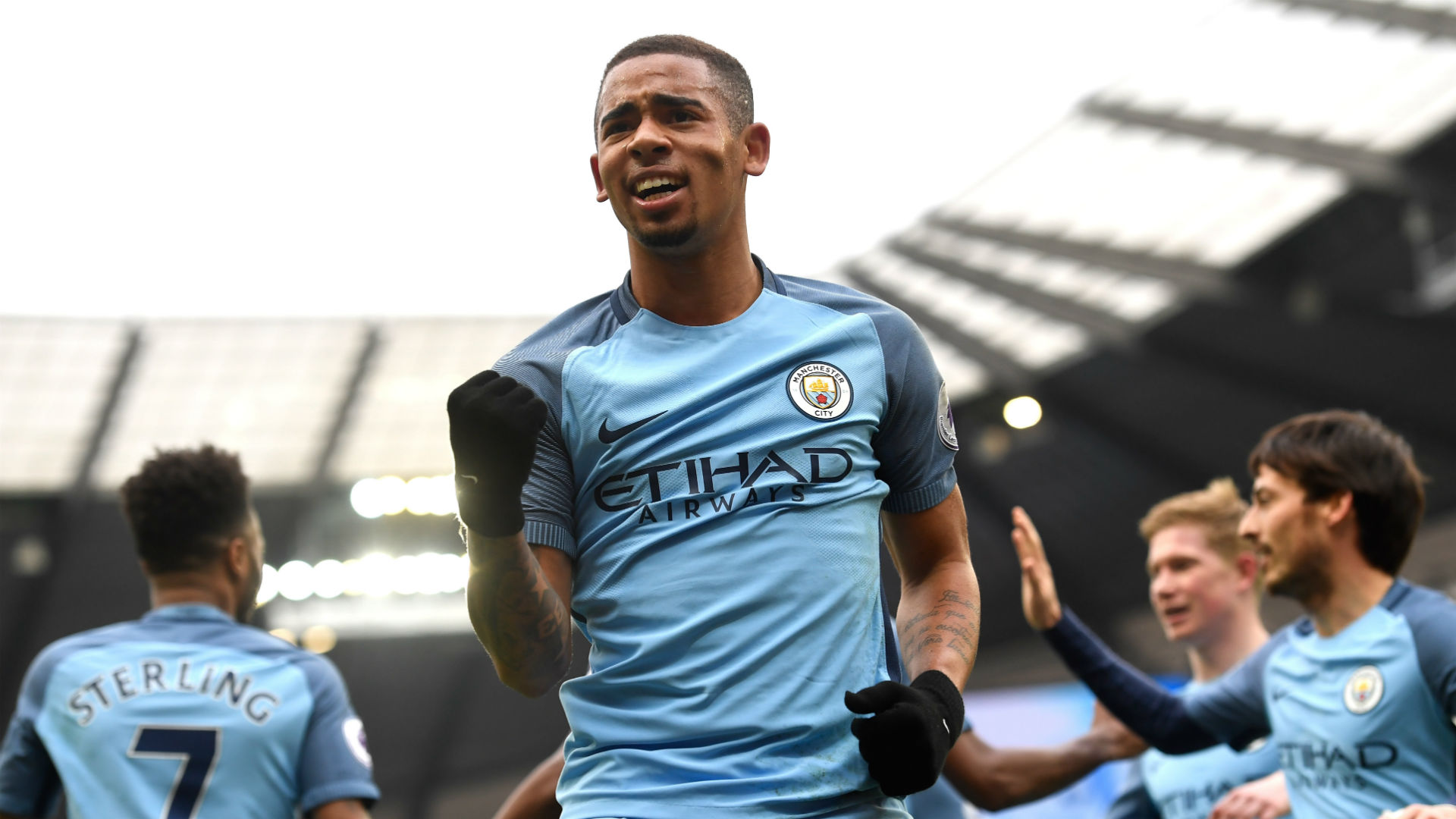 No chance of gabriel jesus joining inter says agent for Gabriel jesus squadre attuali
