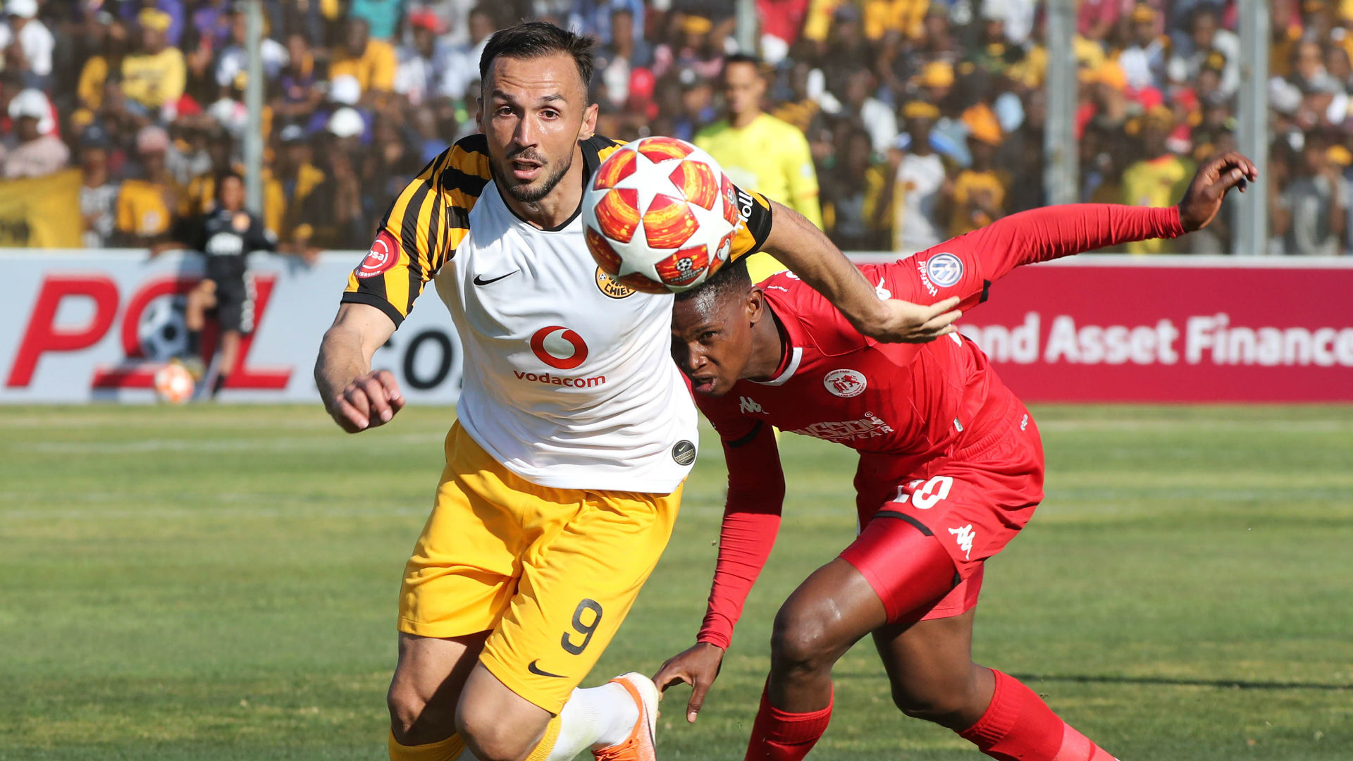 Nurkovic will score more than 10 goals for Kaizer Chiefs this season - Khuse