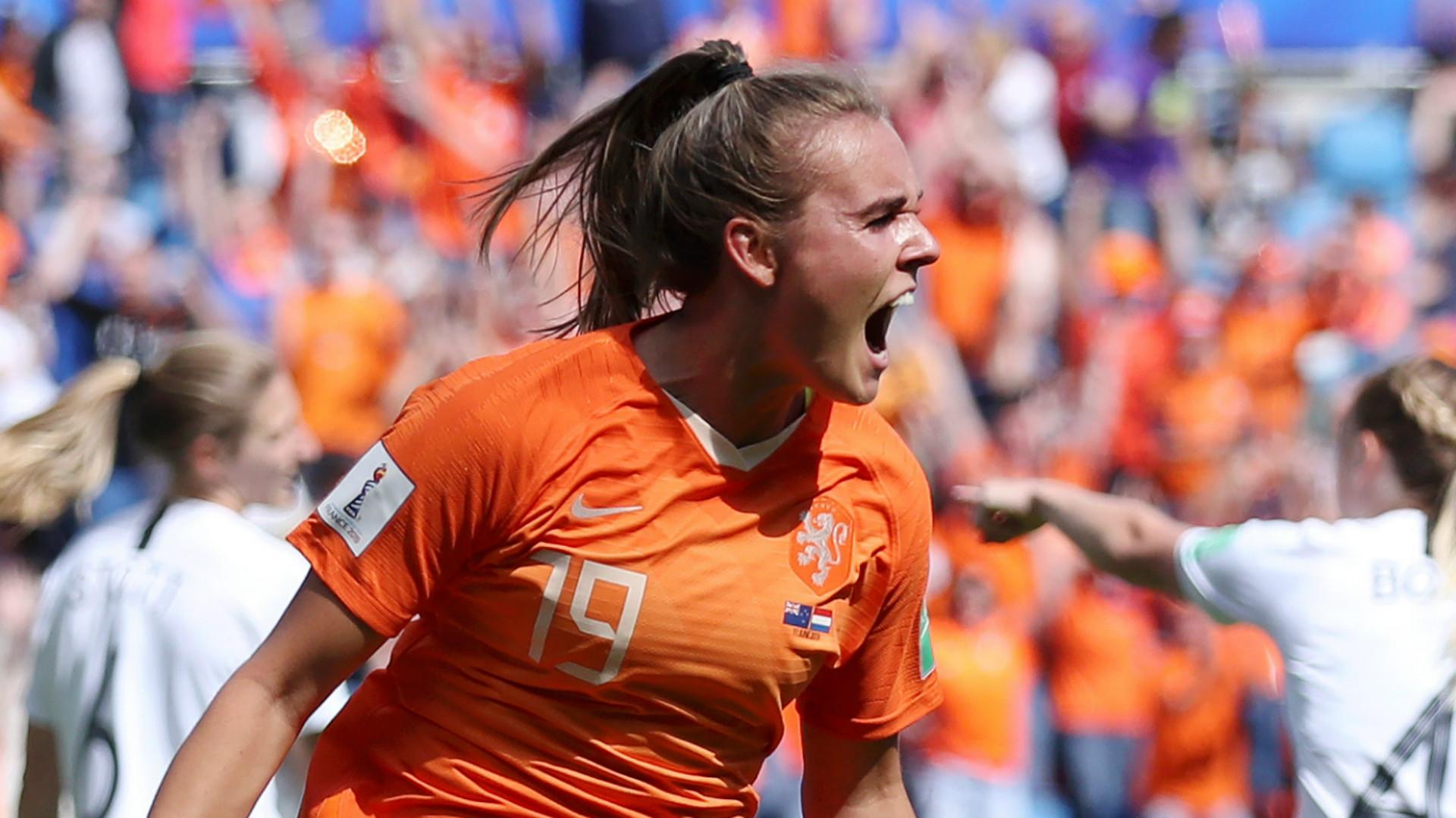 Coupe du monde féminine : Pays-Bas-Cameroun 3-1 - Les Oranje assurent leur qualification
