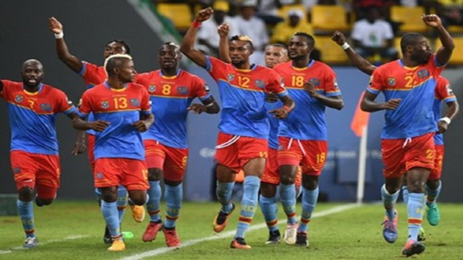 Nsengi-Biembe tells DR Congo they're the best after losing to Ivory Coast