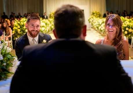 Sobrecarga de casamentos na La Liga