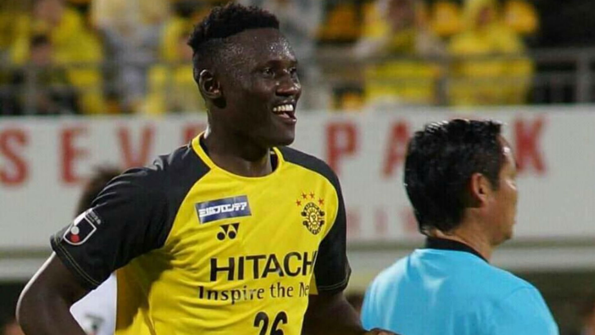 Michael Olunga: Harambee Stars striker scores again as Kashiwa Reysol win