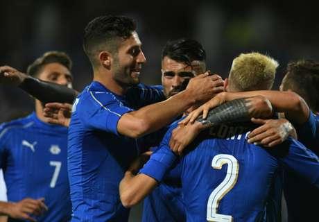 Italia Gilas San Marino
