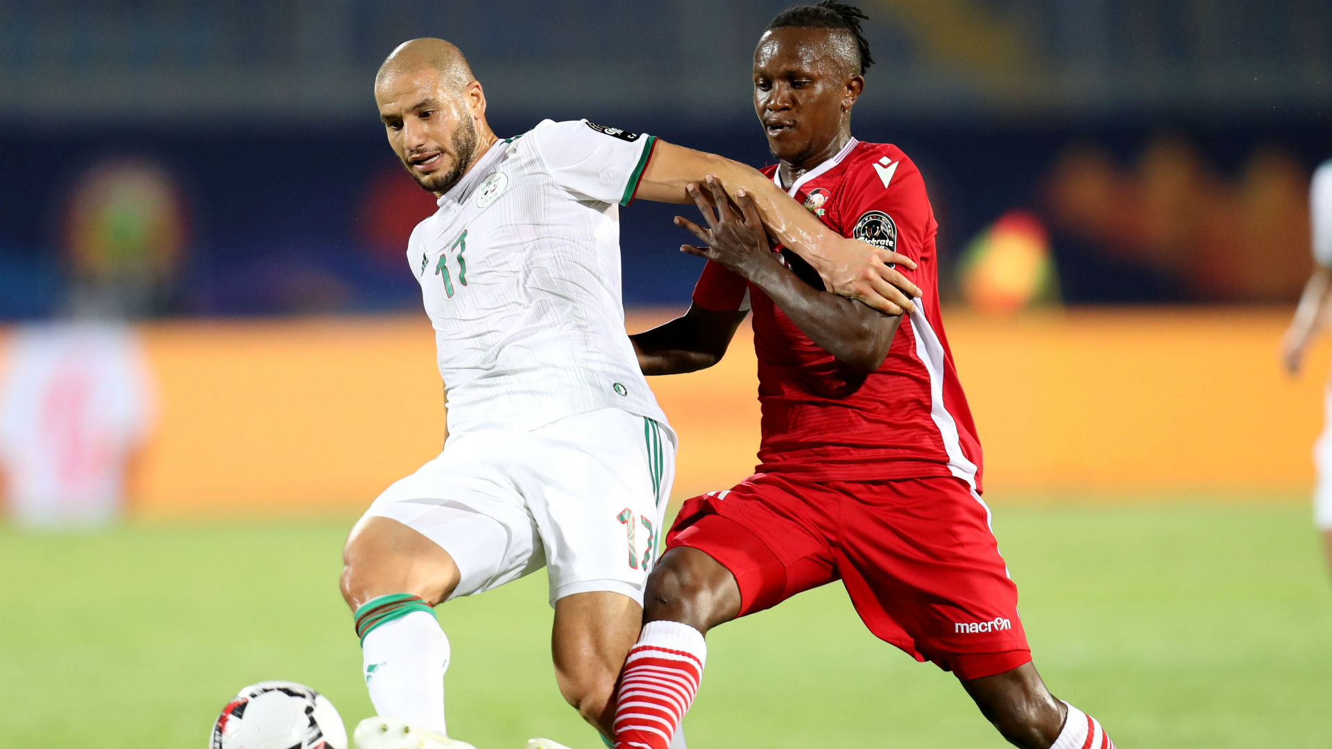 Afcon 2019: Algeria used to have good individuals but are now a good team - Guedioura