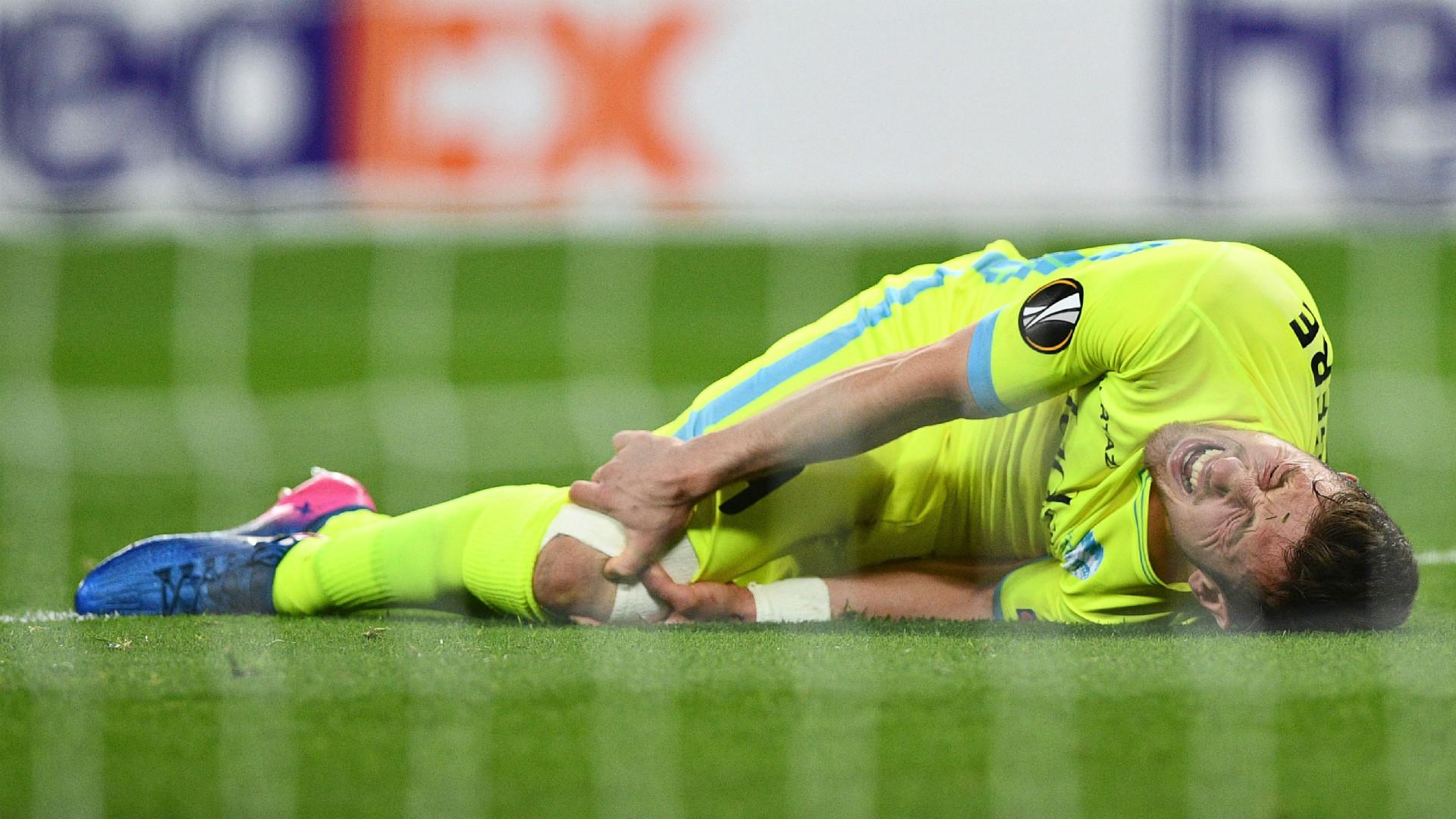 Brecht Dejaegere Gent Europa League