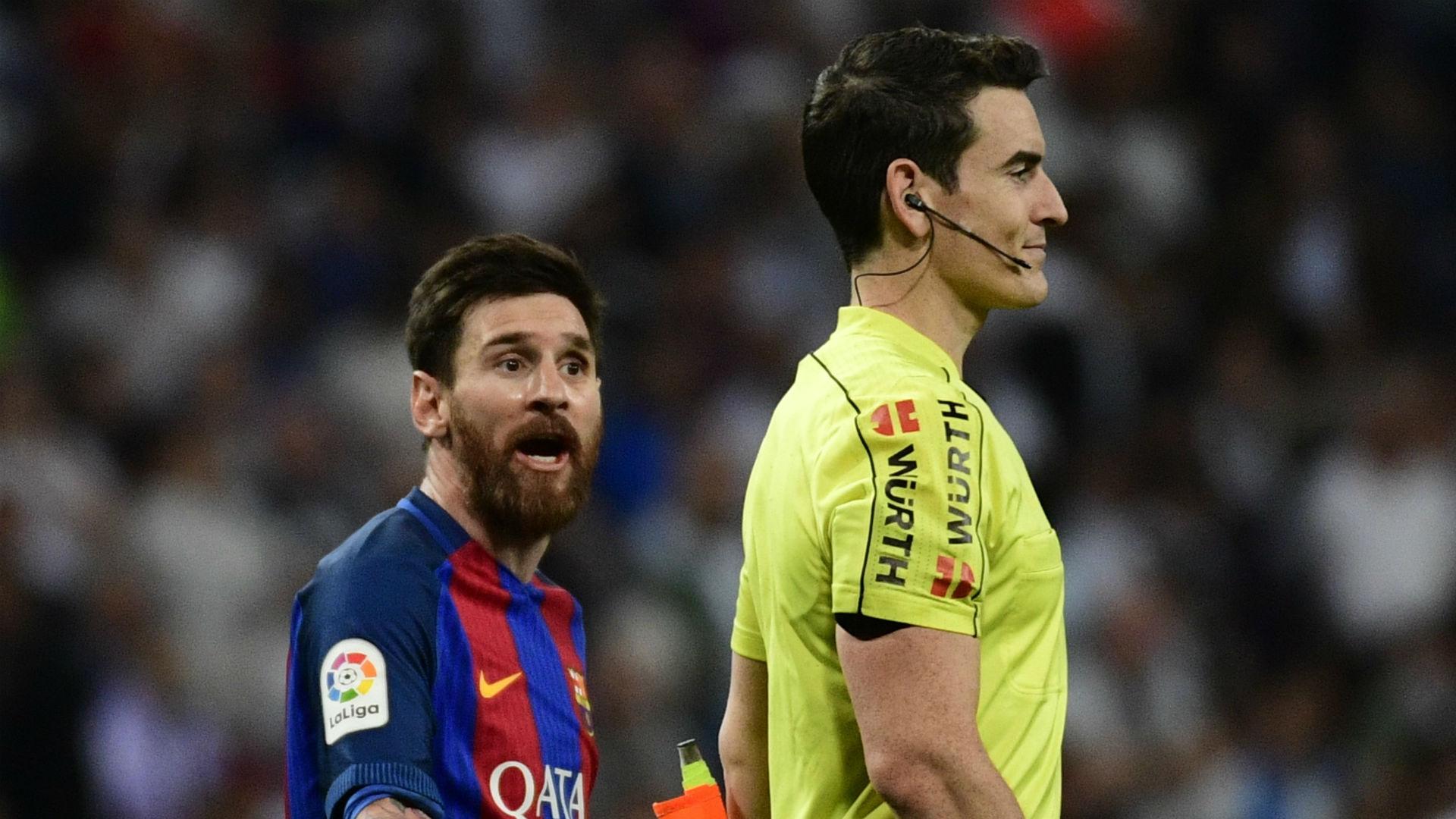 Barcelona se llevó un triunfo agónico del Bernabéu gracias a Messi