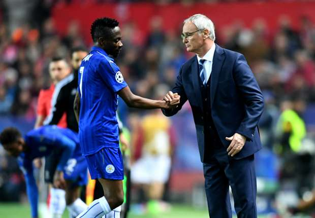 Can Claudio Ranieri exit save Ahmed Musa's Leicester City career?