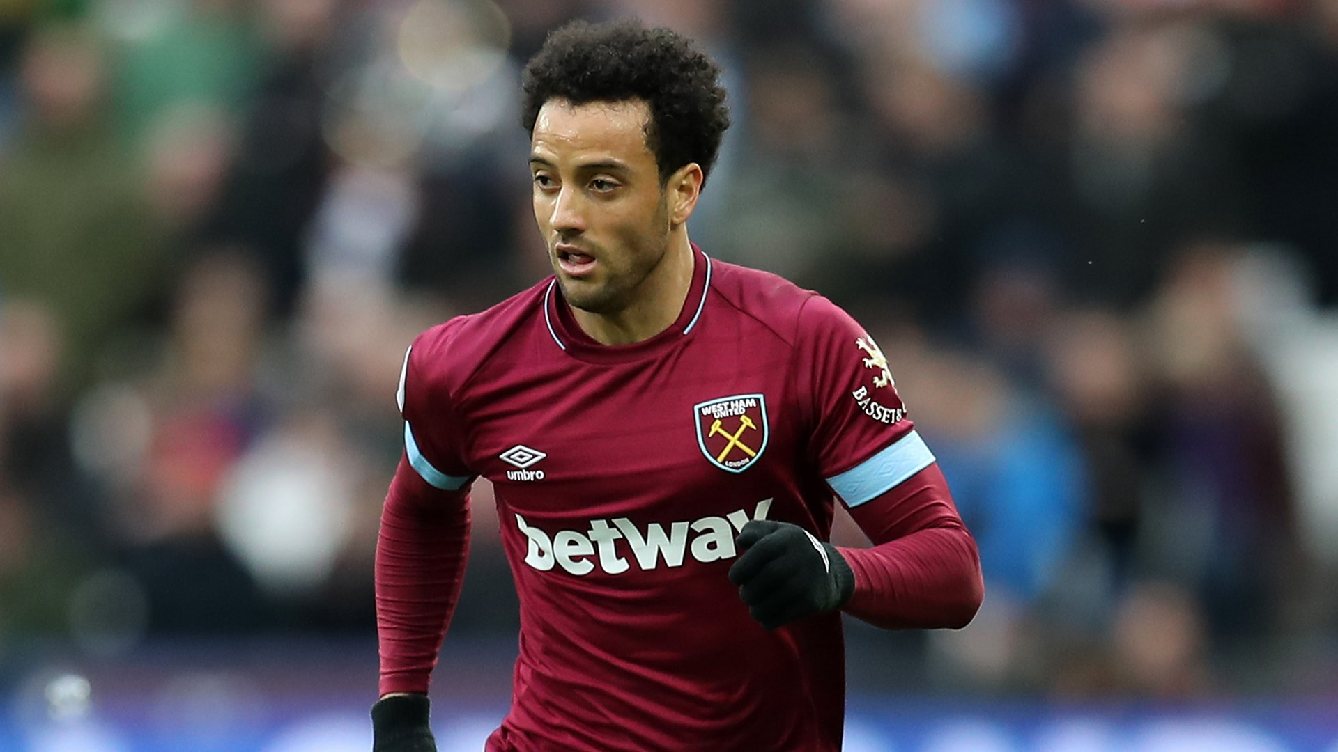 West Ham want to be invincible at home, says Felipe Anderson