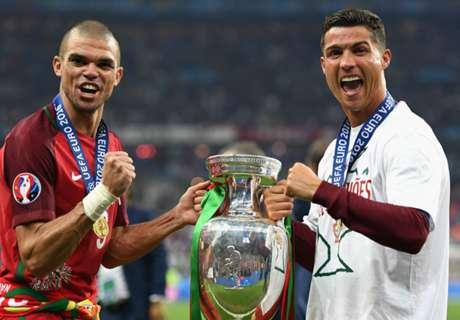 Portugal, Ronaldo et Pepe convoqués