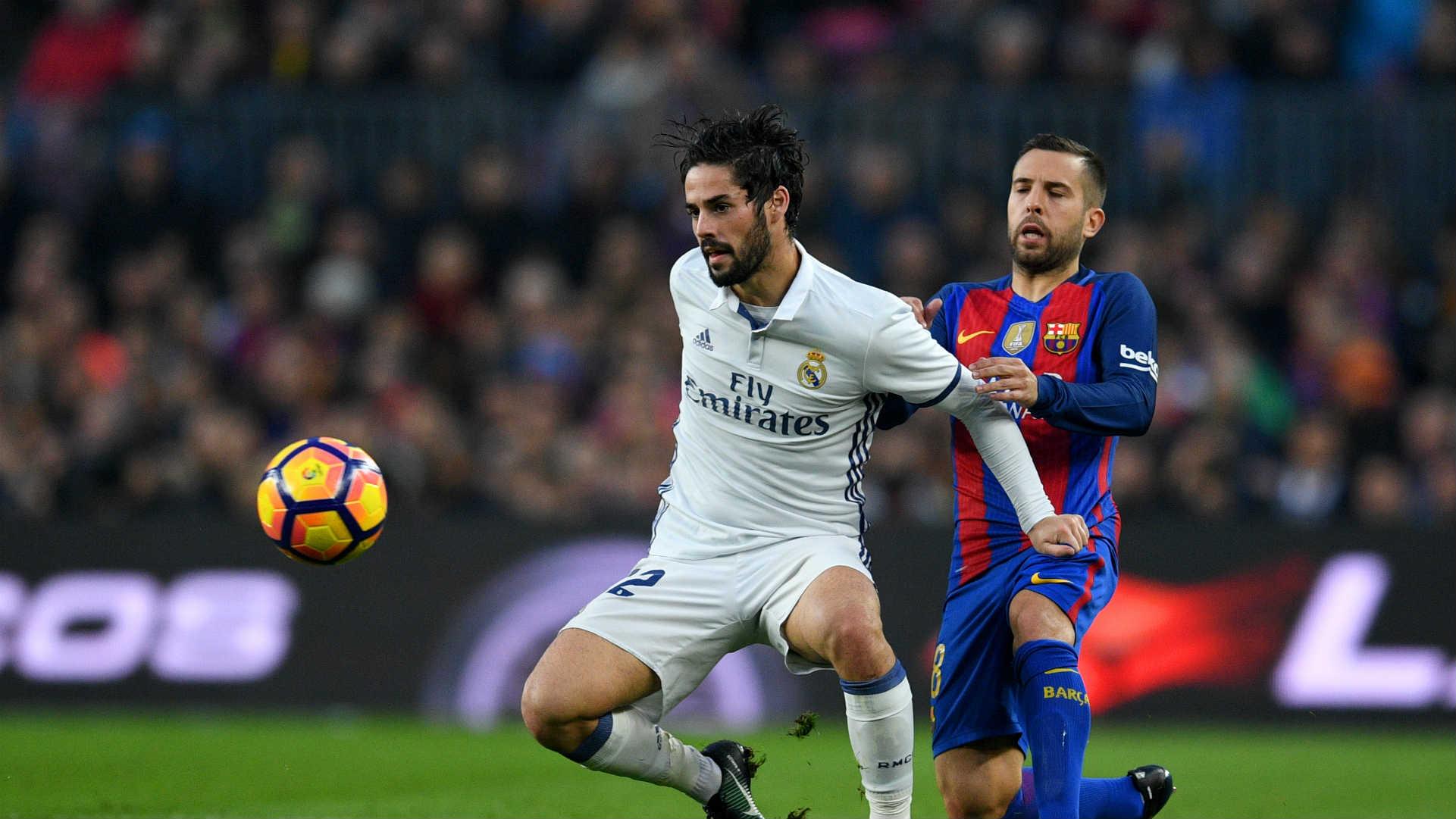 Le Barça veut chiper Isco au Real Madrid