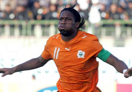 Fans give Drogba hero's welcome in Mauritania