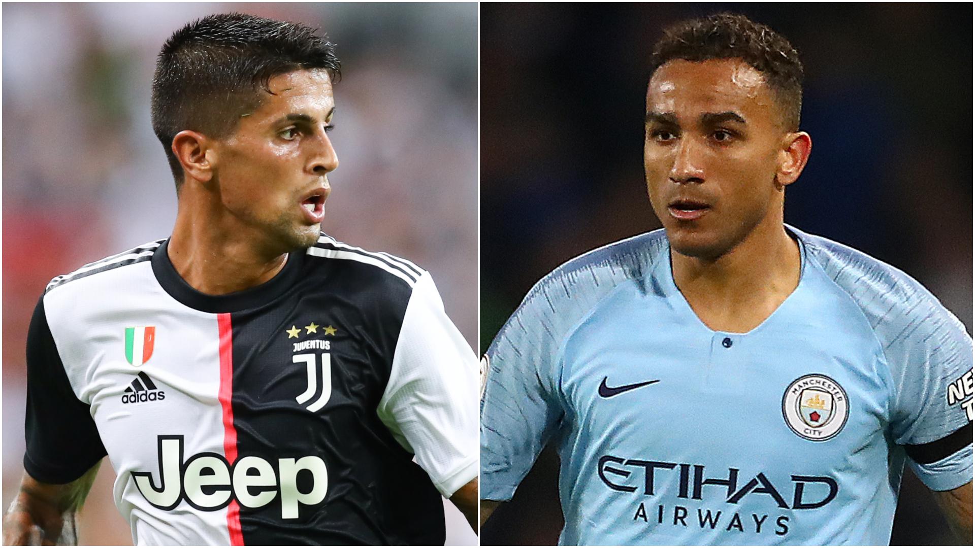 Mercato - Juventus : Joao Cancelo intéresse Man City, Danilo a été proposé dans la transaction