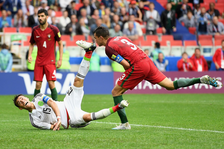 hector moreno pepe mexico portugal tercer lugar copa confederaciones rusia 2017