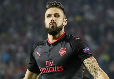 Late Giroud magic wins it in Belgrade