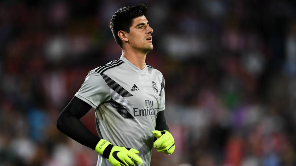 Thibaut Courtois Real Madrid