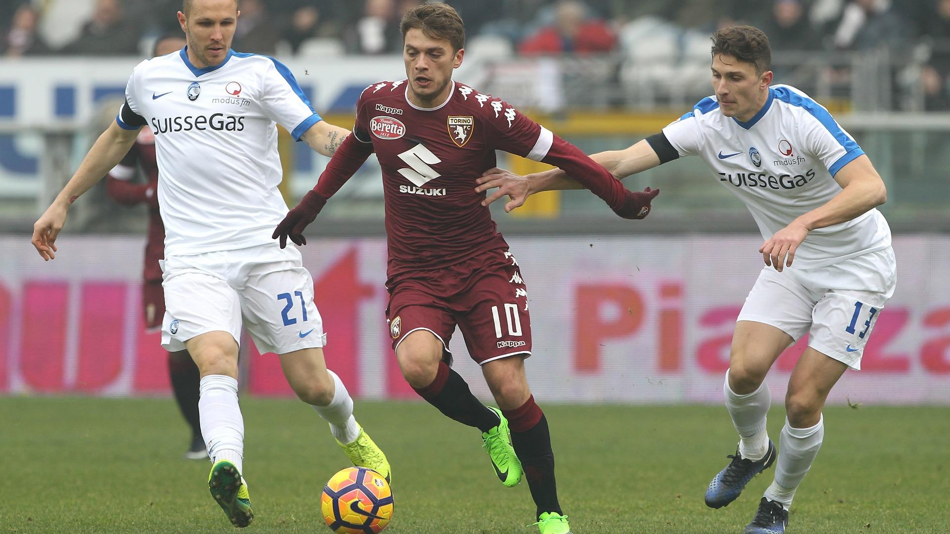 Il Torino non sa più vincere, solo un pari con l'Atalanta