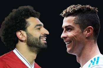 Salah: I'm not at Messi & Ronaldo's level - yet!