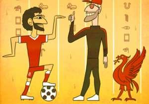 Klopp accoglie Salah, un egiziano al Liverpool
