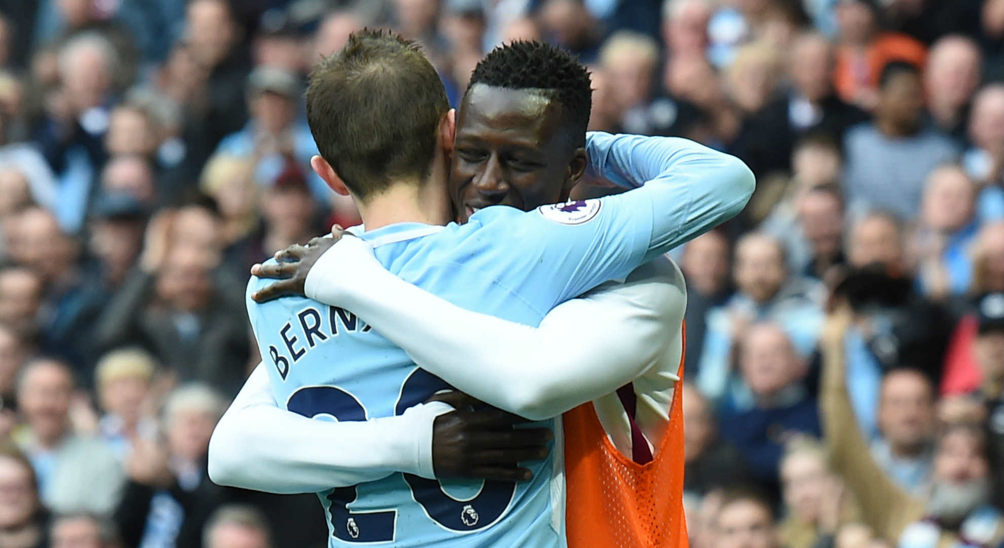 Manchester City, Pep Guardiola défend encore Bernardo Silva !