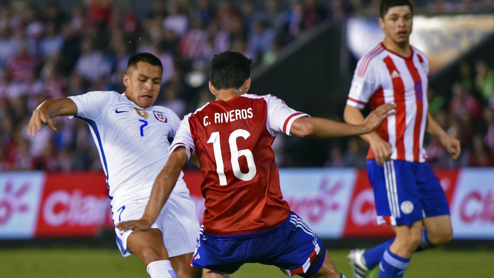¡Al estadio! El 28/07 arranca venta de entradas para Chile - Paraguay