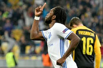 Mbokani leads African All Stars on target in Europa