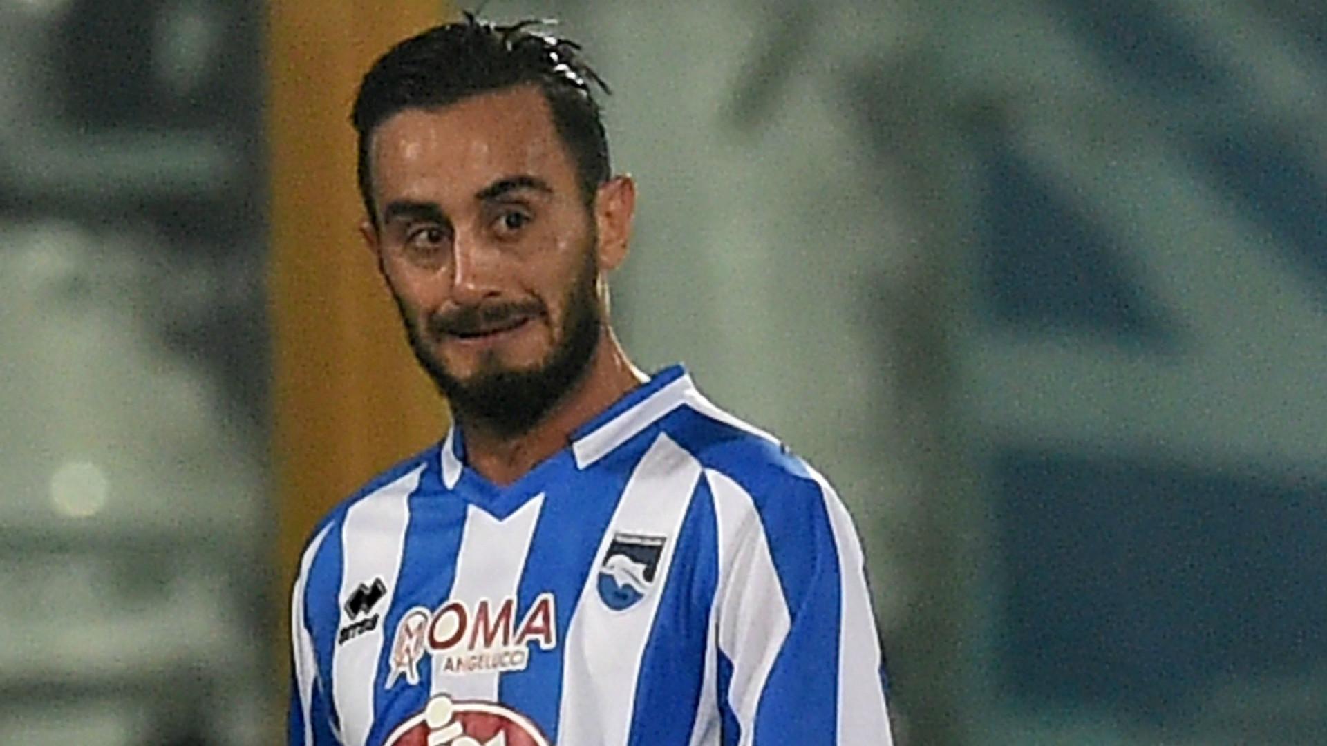 Alberto Aquilani Pescara Calcio La Liga