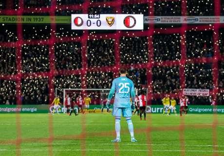 Jones prijst Feyenoord-fans na prachtig gebaar
