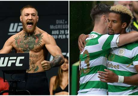 McGregor-Spruch pusht Celtic Glasgow