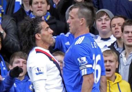 ¿Entra Terry, sale Tevez?