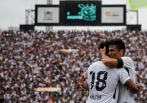 Com a decisão do Bragantino de mandar o jogo de ida das quartas de final do Paulistão, contra o Corinthians, no Pacaembu, o Timão chegará no duelo de volta, no dia 21 de março, em Itaquera, ao décimo jogo em 14 disputados pela atual edição da competiçã...