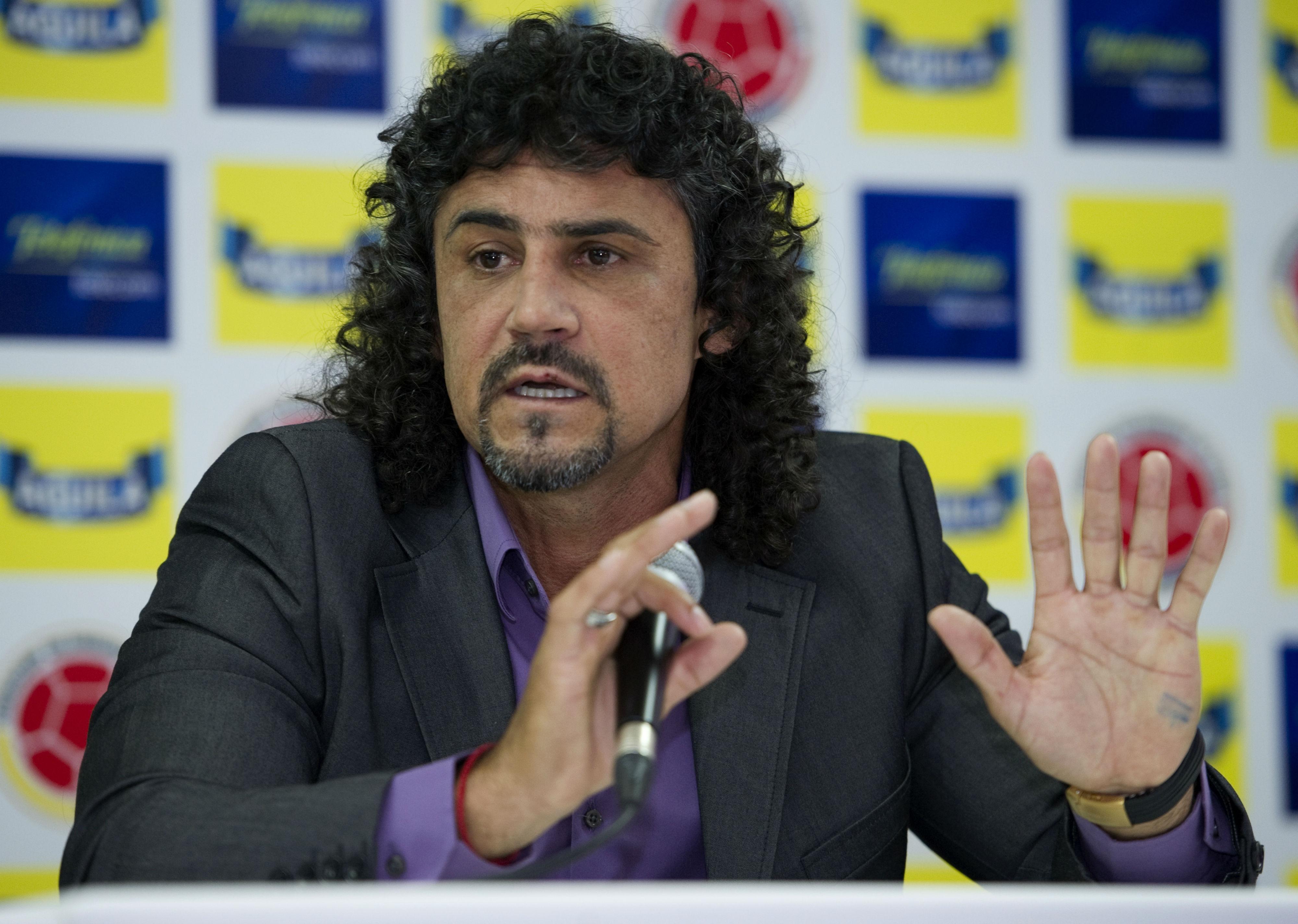 Leonel Álvarez es el nuevo técnico de Cerro Porteño