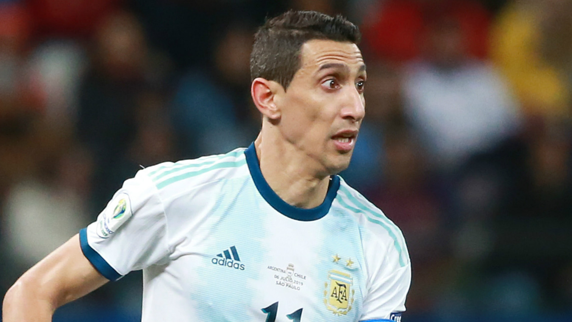Messi-less Argentina held in scoreless draw with Chile