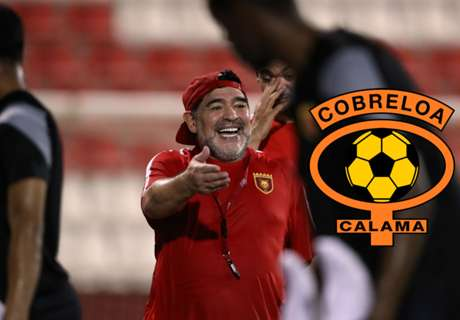 Cobreloa rechazó a Diego Maradona