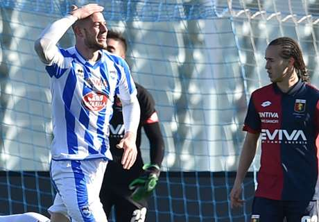 Pescara-Genoa LIVE! 3-0, Benali
