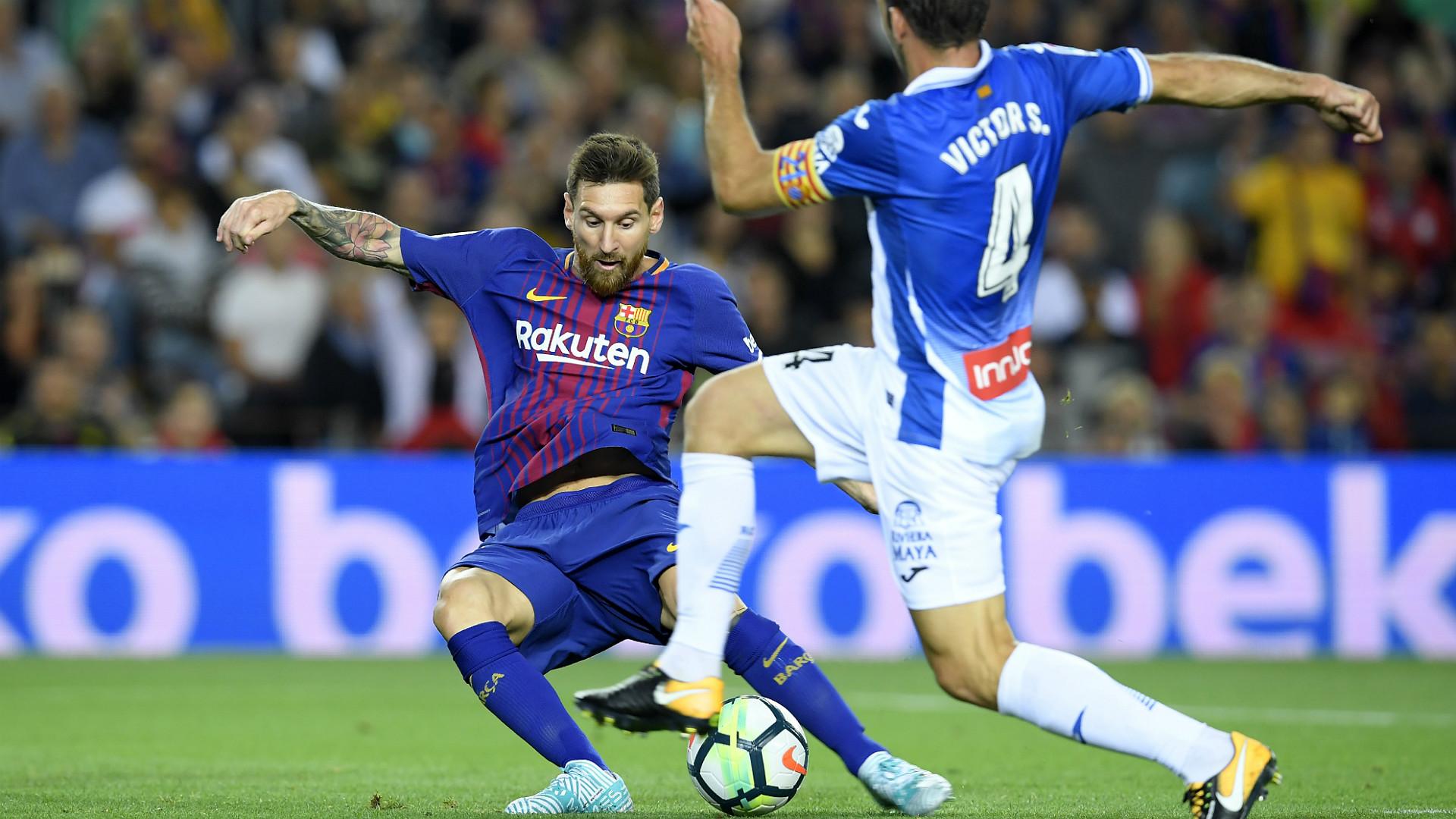 El Barcelona de Messi visita al Sporting de Portugal — Champions League