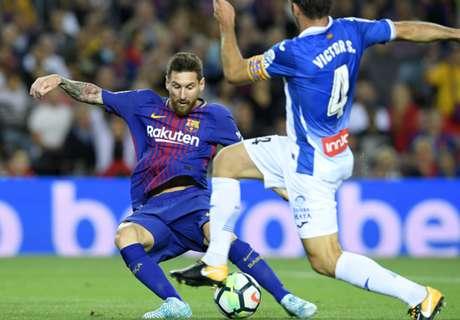 Espanyol vs. Barca im LIVESTREAM