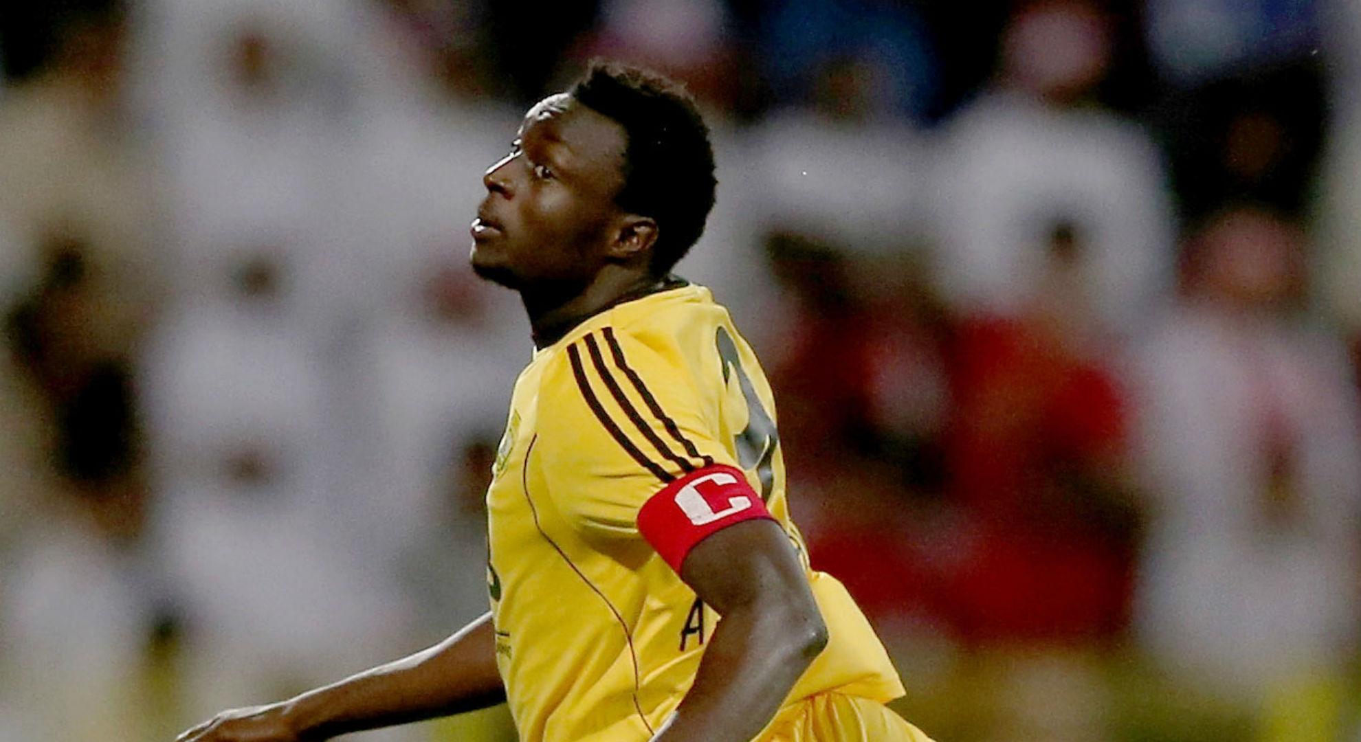 Andre Senghor's brace: Ex-Senegal striker fires Nei Mongol Zhongyou past Xinjiang Tianshan
