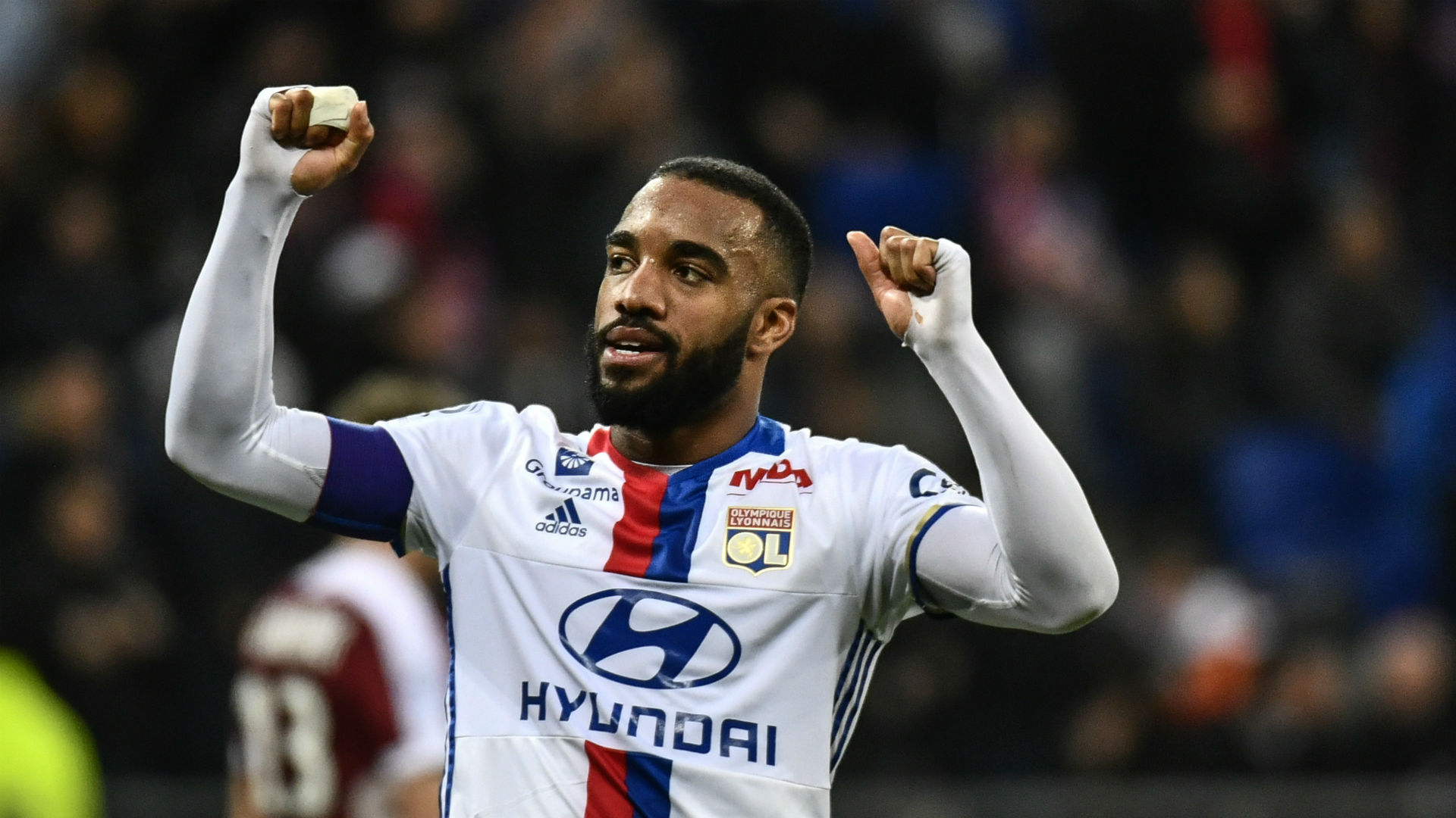 Lyon make transfer announcement on Arsenal target Alexandre Lacazette