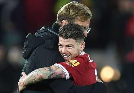 Alberto Moreno's Liverpool revival