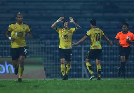 Perak v Kedah is the plum tie of FA Cup 3rd Round
