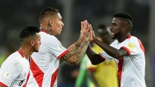 Colombia Peru Eliminatorias Sudamericanas Fecha 18