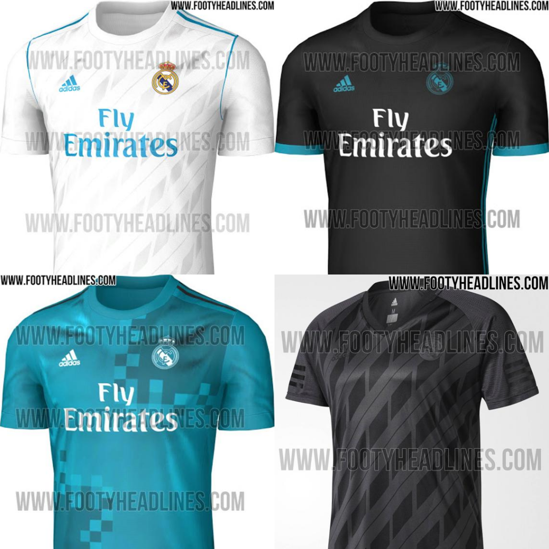 Nueva camiseta del Real Madrid 2017-2018 - Fútbol Emotion 995eca5e55a4d