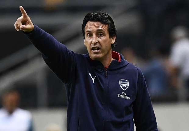 """Arsenal, Unai Emery ambitieux : """"Le but c'est d'être champion"""""""