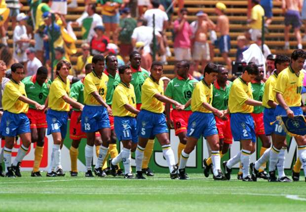WATCH: Where are they now? Remembering Brazil - Cameroon 1994