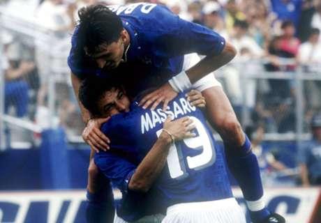 Copa 94? 22 anos de Espanha x Itália
